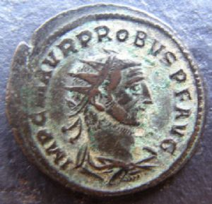 front view: 10 HELP!! Unidentified Roman Coin