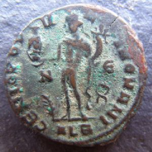 rear view: 5 HELP!! Unidentified Roman Coin
