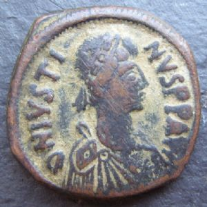 front view: 1 HELP!! Unidentified Roman Coin
