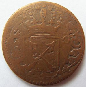 front view: 1720 SWEDEN?